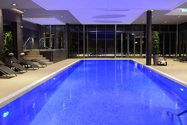 Pool im Atlantida Boutique Hotel (Foto © Atlantida Boutique Hotel)
