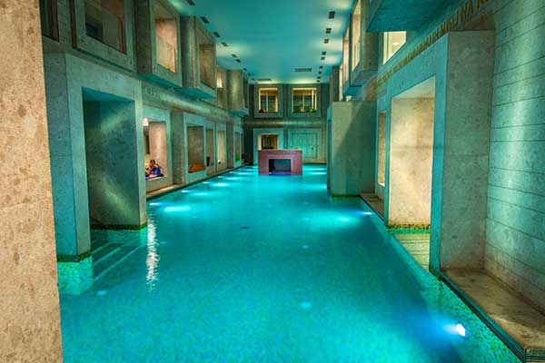 Wellness-Pool (Foto © Rimske Terme)