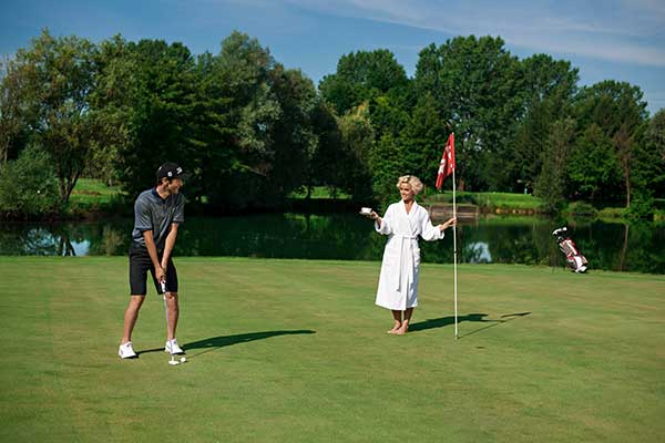 Golf in Ptuj, Foto © SAVA Hotels & Resorts