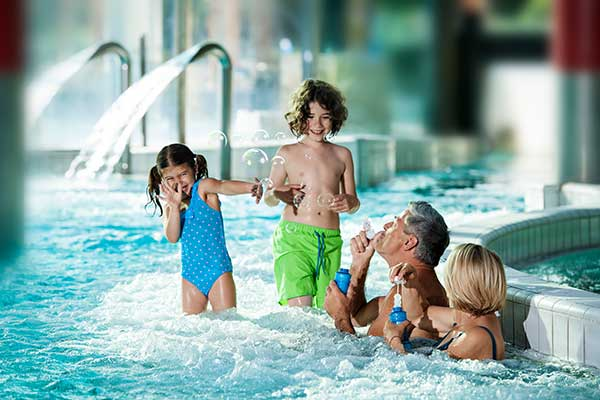 Indoor-Pool Therme Radenci, Foto © SAVA Hotels & Resorts