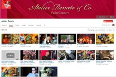 YouTube - Atelier Renato
