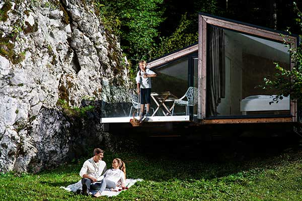 Family Glamping in Bled, Foto © SAVA Hotels & Resorts