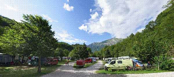 Camp Koren Panorama